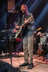 The legendary Julian Marley and The Uprising gave a brilliant and heartfelt performance at The Vogue Theatre on September 11, 2021. Photo cred Melodie Yvonne