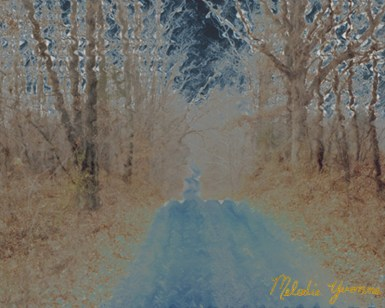 blue-intentions-road