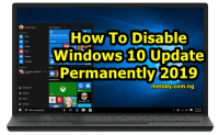 How To Disable Windows 10 Update Permanently