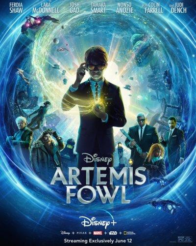 Artemis Fowl Movie
