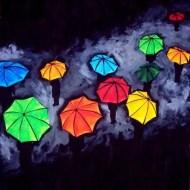Under My Umbrella - NFS • Prints Available