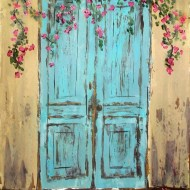 A Door Of Hope - $200