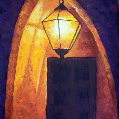 A Light In The Doorway - NFS • Prints Available
