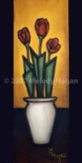 Carmesi Tulip - $225