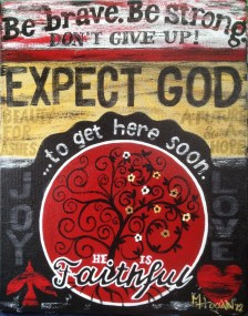 Expect God - NFS • Prints Available