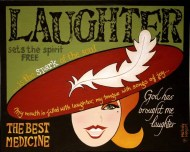 Laughter - NFS • Prints Available
