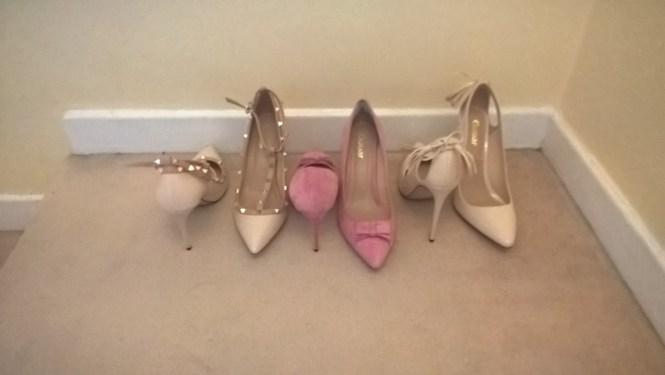 PinkShoes