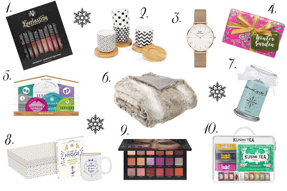 10 idees cadeaux a offrir pour noel beaute accessoires