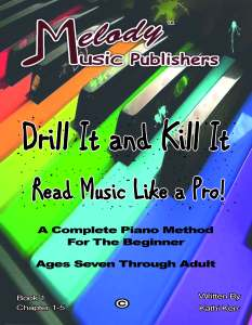 A Complete Piano Method Book for the Beginner