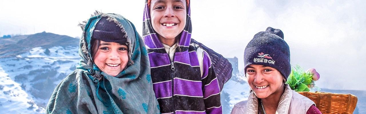 Mountain Child, Himalayan Kids