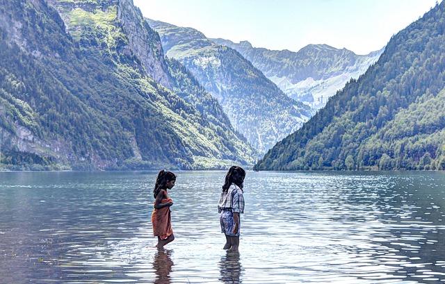 Mountain Kids