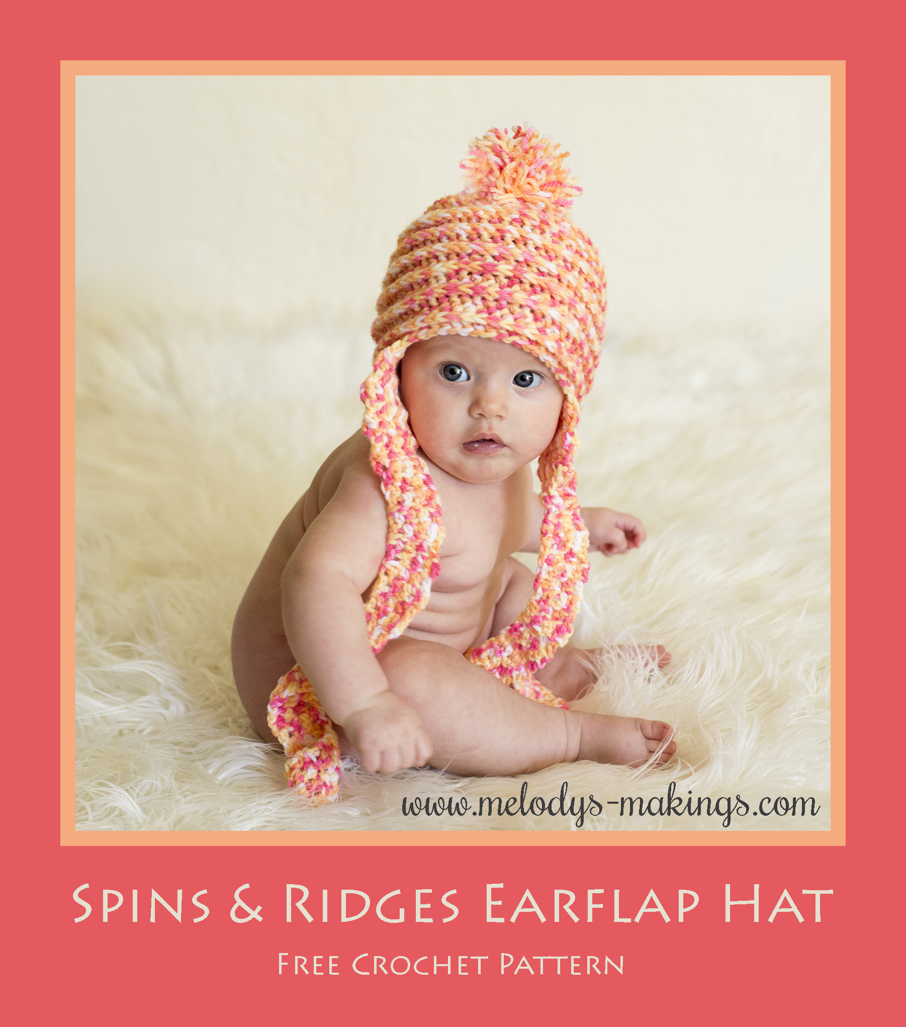 Knit Earflap Hat Pattern For Toddler