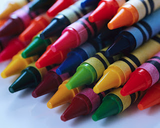 Terrific Tips for Tuesday – Organizing crayons