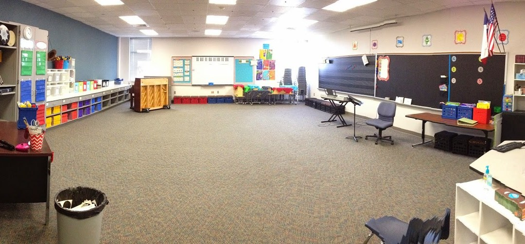 Back To School – Music Room Tour – part 2 -2014
