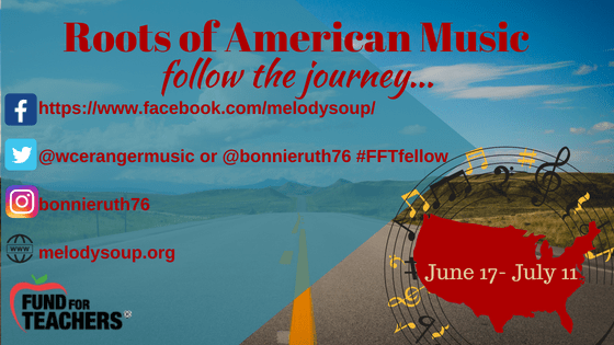 Roots of American Music – Follow the Journey