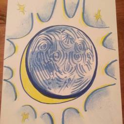 """Blue Moon Eclipse"""