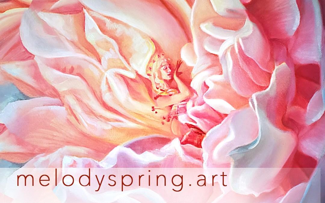 Melody Spring Art Show Exhibition Laguna Beach Gallery