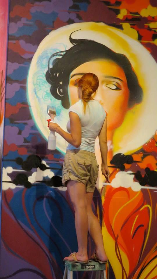 On The Wall Graffiti Street Art Show