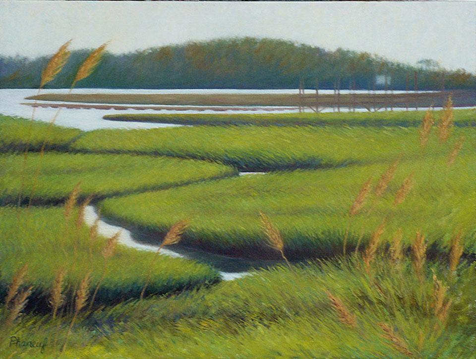 Through Reeds