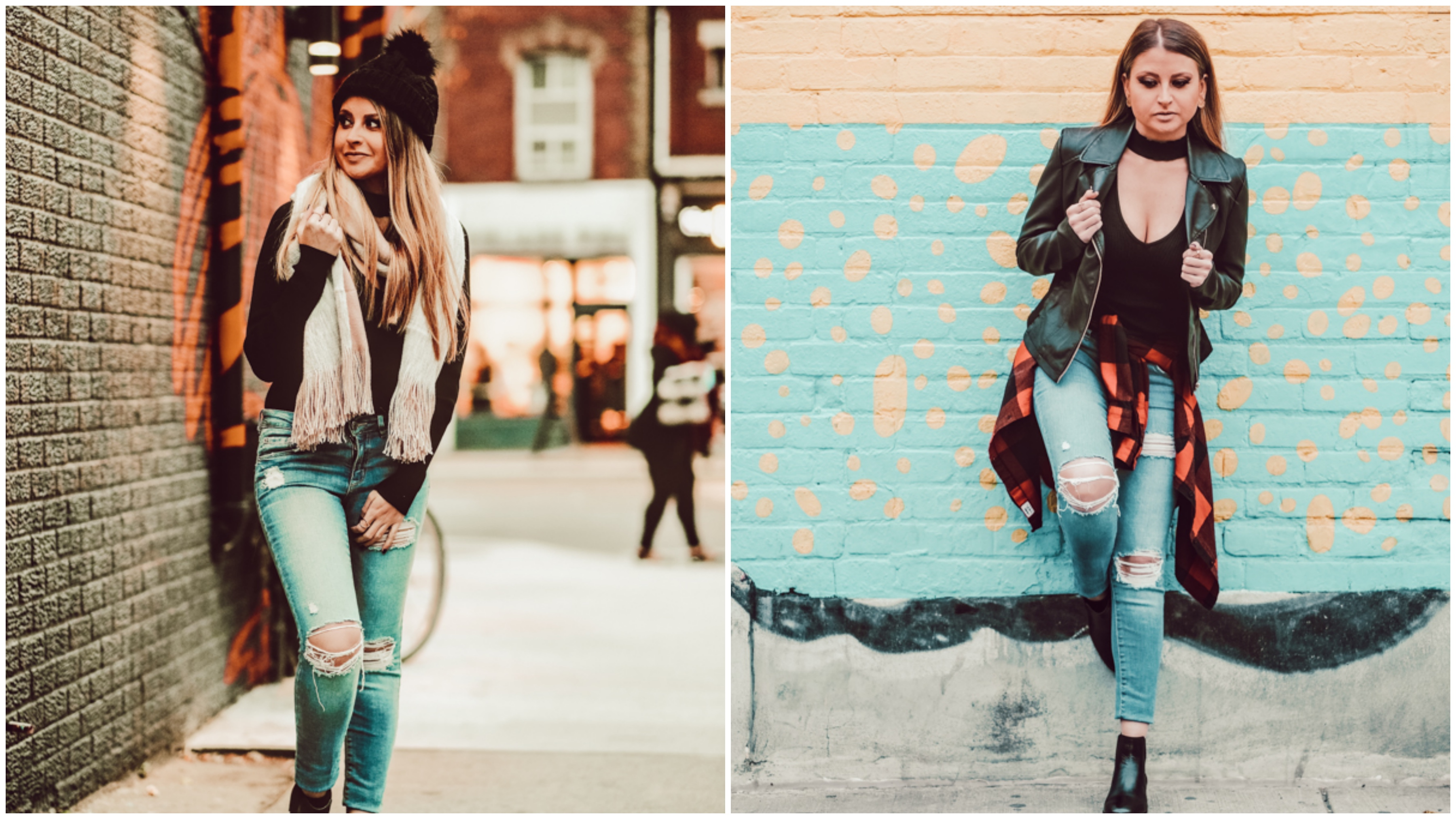 Warm and Cute clothes to rock the cold season in Style