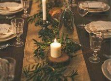 decoración-mesa-de-navidad