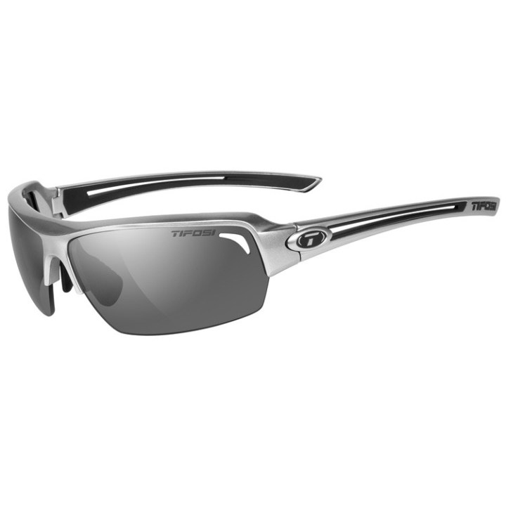 5bd1741e927 Tifosi Just Eyewear One Size Grilamid Tr 90 Polycarbonate Gloss