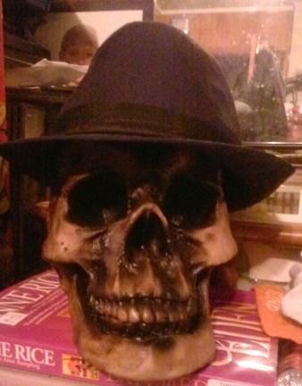Bare Bones Skull