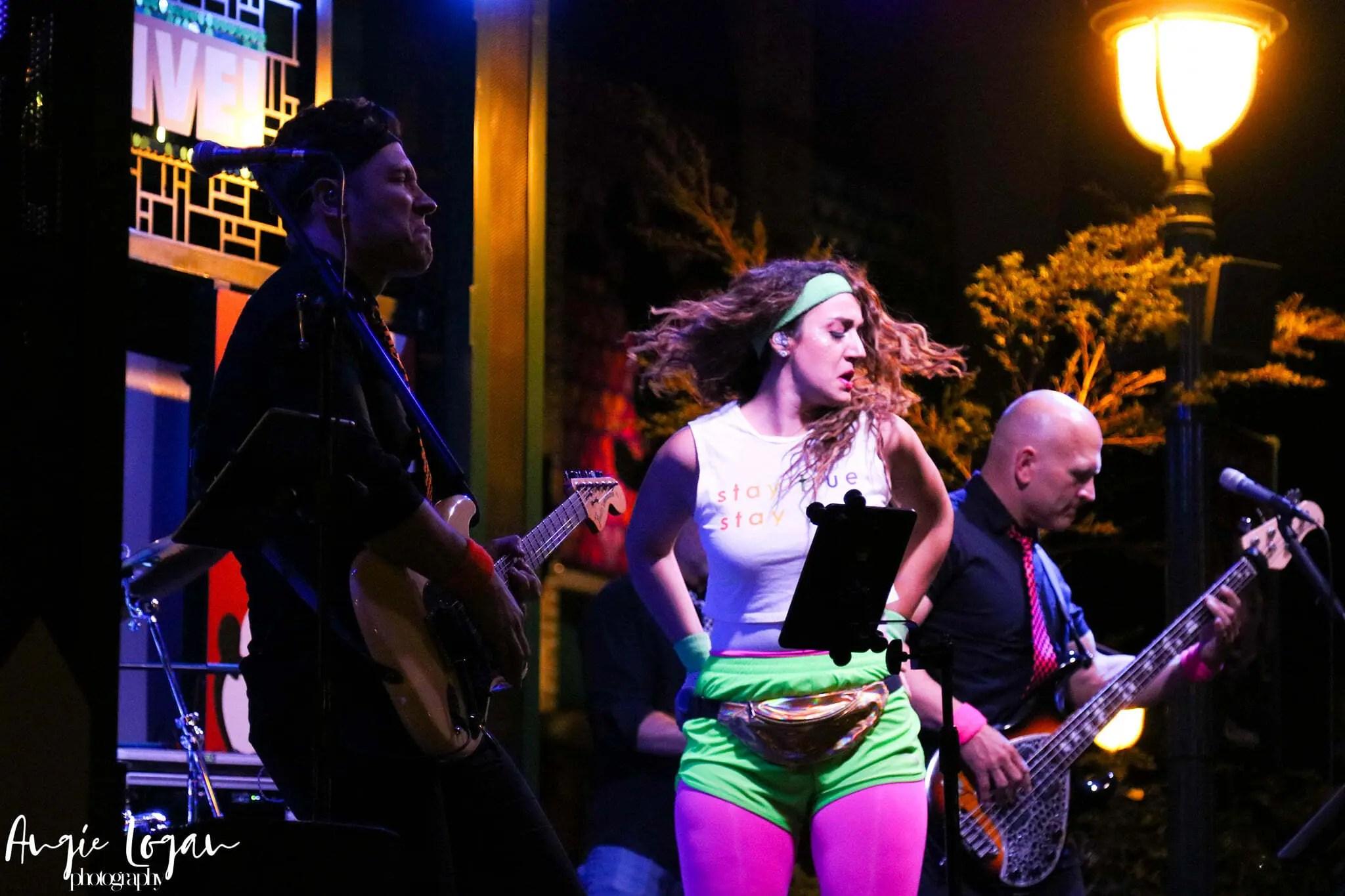 Danny Knapp Melonhead Downtown Disney Show Live