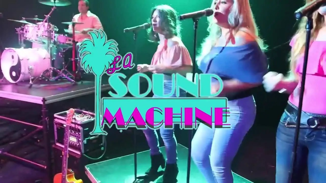 Danny Knapp Melonhead LA Sound Machine Buena Park