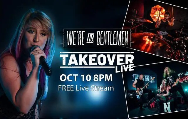 Takeover Live: Oct 10, 2020