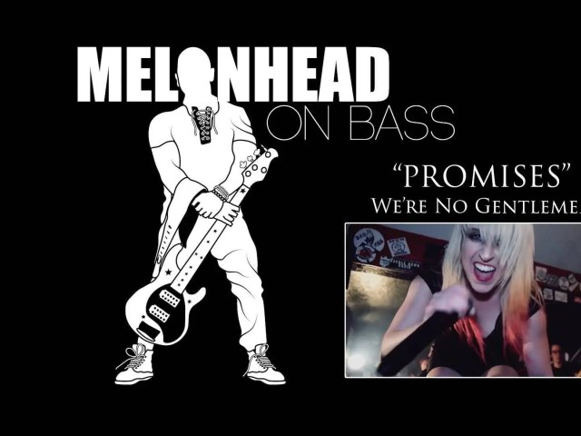 """Here's the full length version of the play-through for """"Promises"""", where I explain the tones and techniques I uses when performing this song by my band We're No Gentlemen."""