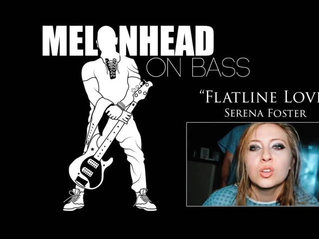 """Here's the full-length bass play-through for Serena Foster's song, """"Flatline Love"""", including explanations of the tones and technique I use when performing this song at Serena's live concerts."""