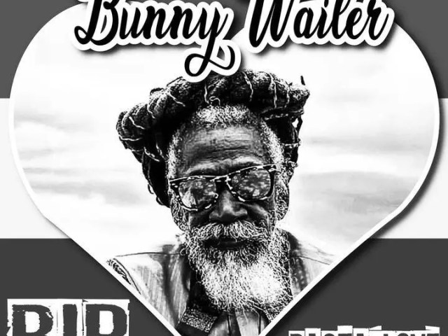 So sorry to hear about Bunny Wailer's passing.