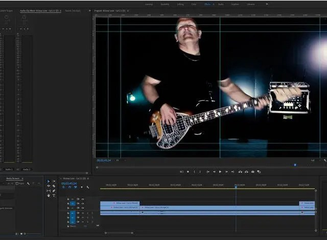 Just finished post-production on the music video for the new @werenogentlemen song being released this month.