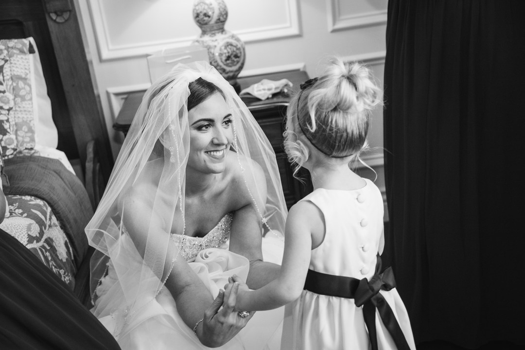 Chateau Cocomar Wedding Photographer Black and White Houston Melonhead Photo
