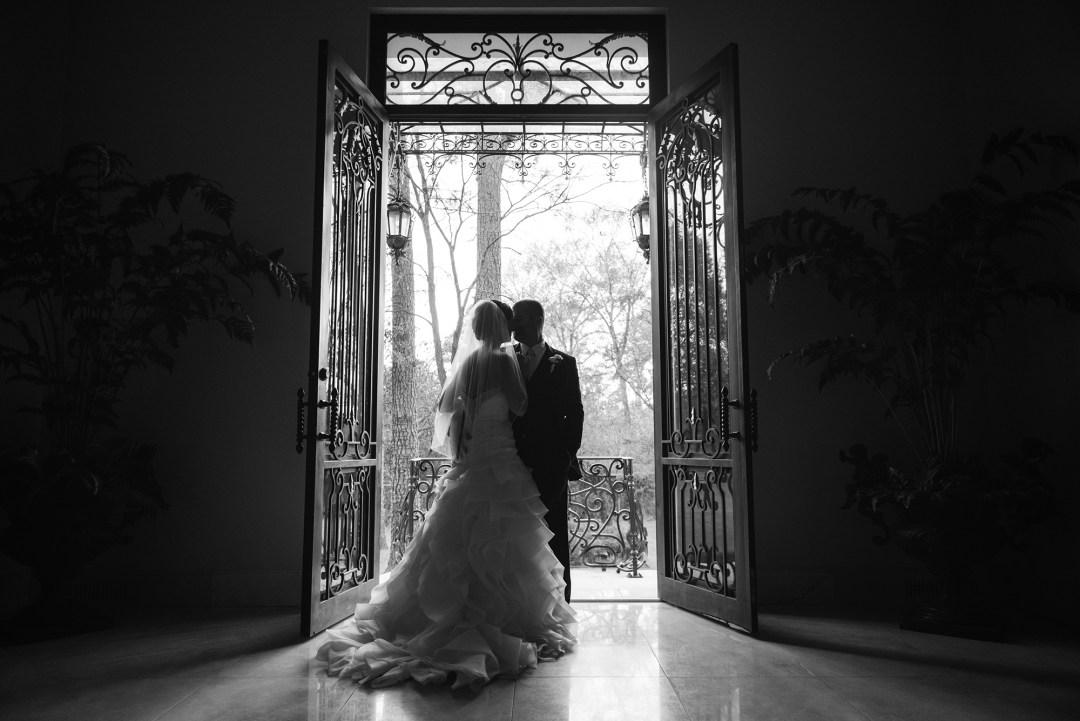 Dramatic Chateau Cocomar Wedding Photographer Houston Melonhead Photo