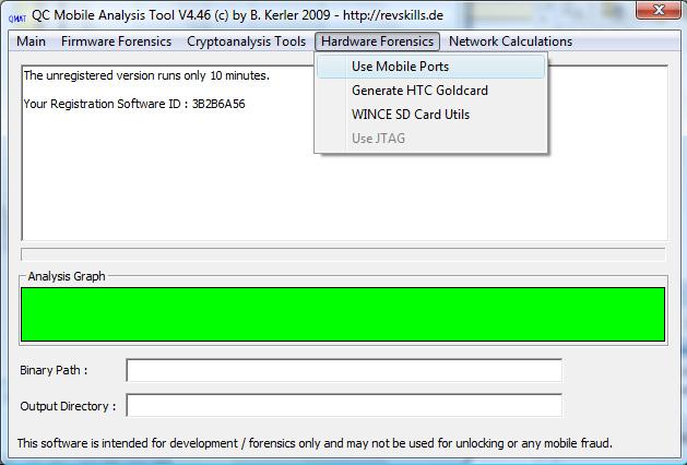 Usuwanie simlock'a z modemu Huawei E220 za darmo (3/6)