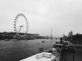 London Eye from afar