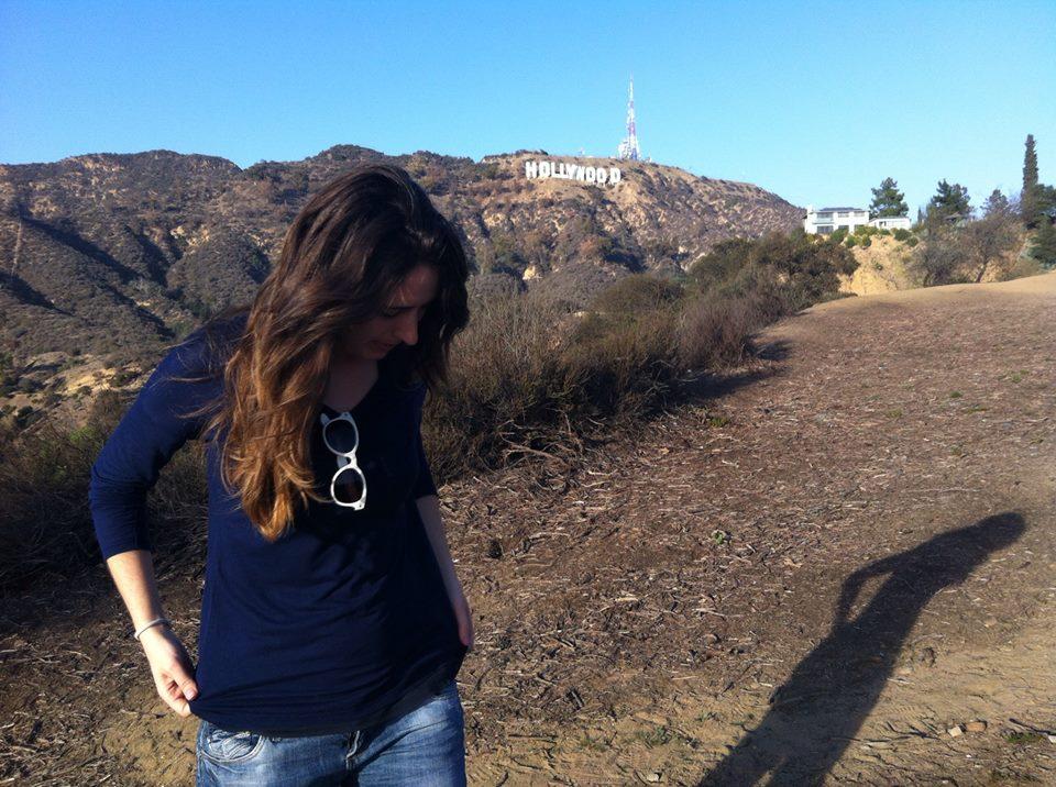 Hollywood Hill en Los Angeles