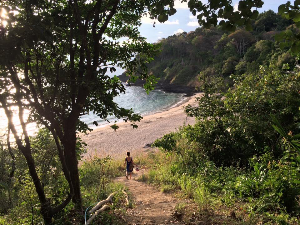 Playa en Koh Lanta