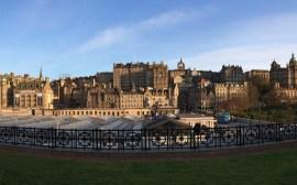 Casco Antiguo de Edimburgo