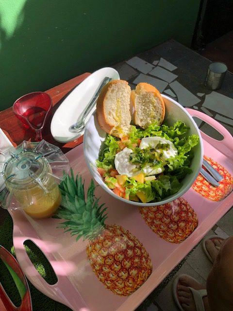 ensalada cape fruit isla de sal