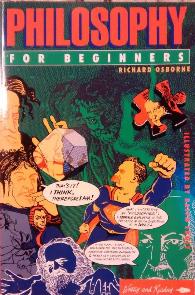 Philosophy for Beginners Cover Illustration