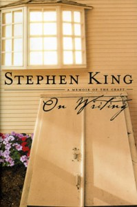 King, On Writing Cover Illustration