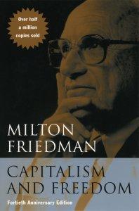 Friedman, Capitalism and Freedom