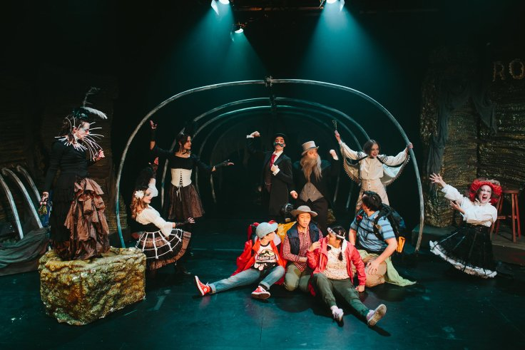 Bone Wars Punctuate Theatre Edmonton play review