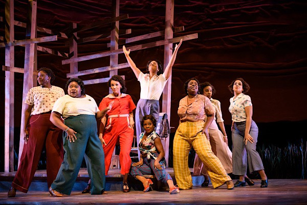 Powerhouse vocals: a review of Citadel Theatre's The Color Purple