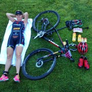 XTERRA Maui race gear photo