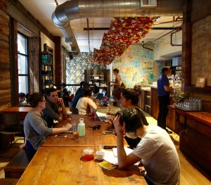 best coffee cities in the United States_Philly_Elixr coffee