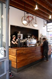 best coffee cities in the United States_New York_Gasoline Alley